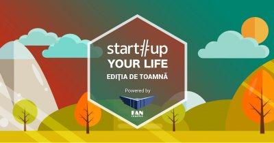 Tabăra Startup Your Life: cum să ai o logistică pusă la punct