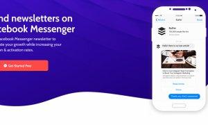 Newsletter prin Facebook Messenger ca să ajungi mai rapid la clienți