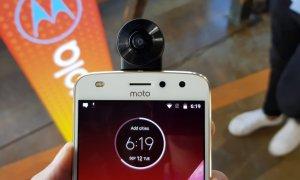 Lenovo Moto Z2 Play, lansat oficial în România, alături de Moto Mods