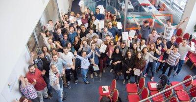 Cursuri gratuite de programare, design și comunicare în București