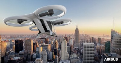 Program de accelerare pentru startup-urile care fac taxiuri zburătoare