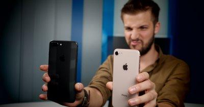 Review iPhone 8/iPhone 8 Plus - mărul a cazut prea aproape de copac