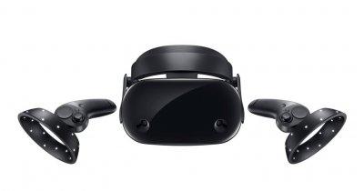 Samsung HMD Odyssey îmbină AR cu VR pentru experiențe inedite
