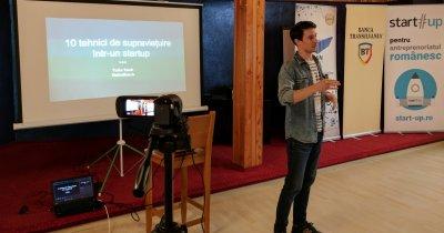 Cum supraviețuiești într-un startup – Tudor Iacob (NativeBox)