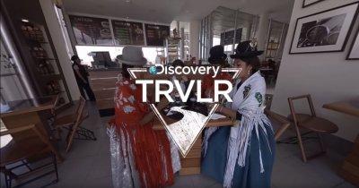 Discovery TRVLR, un serial în VR produs cu sprijinul Google