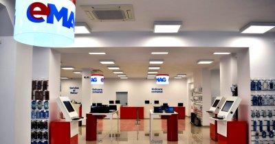 eMAG deschide cel mai mare showroom din provincie în Timișoara