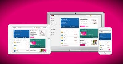 Telekom Banking este serviciul bancar oferit de Telekom România