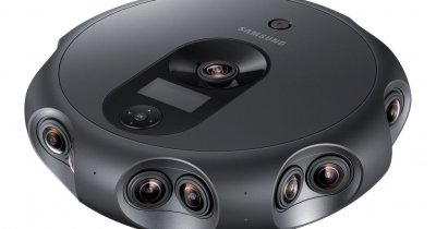 Camera care te ajută să faci conținut live 3D în realitatea virtuală