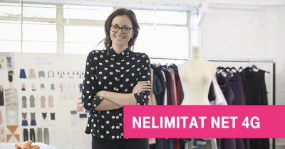 Internet nelimitat pentru utilizatori și antreprenori de la Telekom