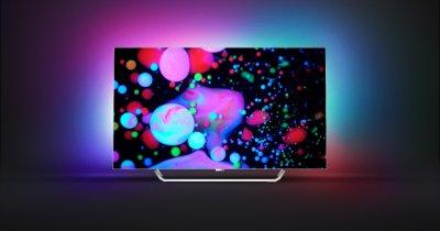Philips OLED 4K 9002 e cel mai frumos TV 4K pe care îl poți cumpăra