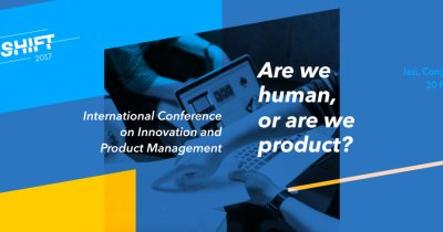TechShift, prima conferință de inovație și product management la Iași