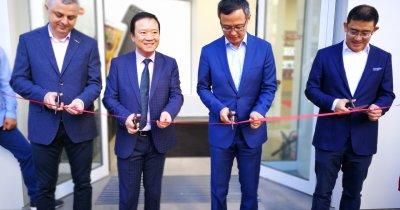 Huawei și-a deschis Customer Service Center în centrul Bucureștiului