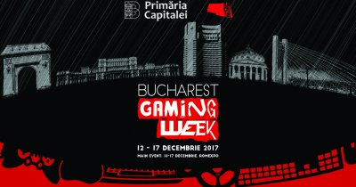 Bucharest Gaming Week: competiții și sesiuni de hands-on pentru gameri