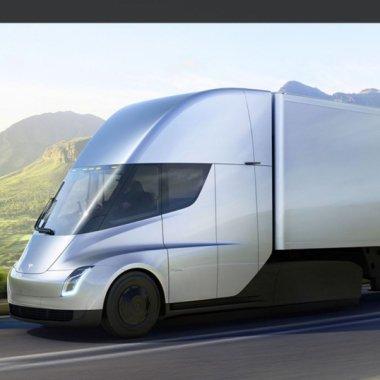 Primele comenzi pentru camioanele electrice Tesla