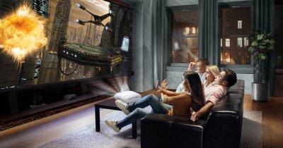 BenQ CineHome W1700 DLP îți face cinema acasă la un preț decent