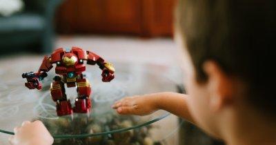 Robotica în România: cum a fost la prima ediție a Săptămânii Roboticii