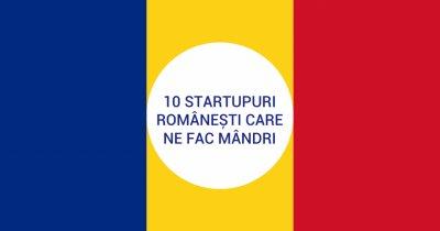 10 startupuri românești care ne fac mândri