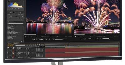 Philips Adobe RGB, monitorul creat pentru fotografi și graficieni