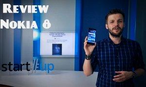 Review Nokia 8: Vârful de gamă pe care-l așteptam de 10 ani