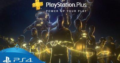 Abonamentul PlayStation Plus pe 12 luni, redus cu 25%