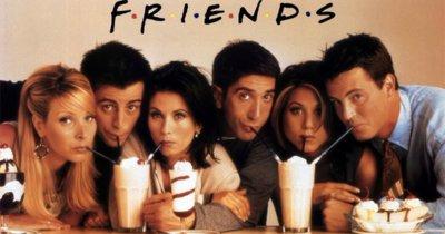 Friends pe Netflix și alte seriale pe care să le vezi în ianuarie