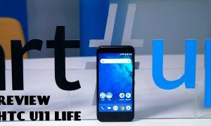 Review HTC U11 Life: Strălucitor, dar lipsit de strălucire