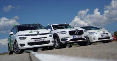 Mașina autonomă maghiară primește 38 de milioane de dolari investiție