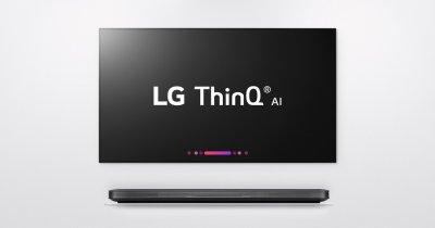 LG ThinQ - propria inteligență artificială la CES 2018