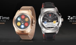 Smartwatch hibrid - MyKronoz ZeTime Petite, lansat oficial la CES 2018