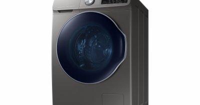 Samsung prezintă noi mașini de spălat cu tehnologii inovatoare