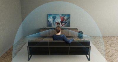 Noul soundbar Sony promite sunet 3D la standarde Dolby Atmos