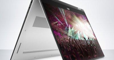 Produse Dell la CES - laptopuri XPS și dispozitive de stocare SSD