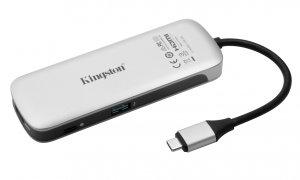 Kingston Digital lansează hub-ul USB type C 7-în-1