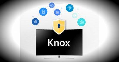 Securitatea IoT, luată în serios de Samsung: TV-uri cu protecție