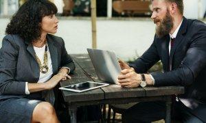 Fostul șef al bursei își deschide o firmă de comunicare