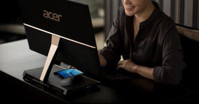 Acer Aspire S24 e un PC superb și foarte subțire