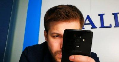 Samsung Galaxy A8 Review: Mașinărie de selfie-uri cu suflet premium