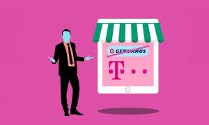 Adio, Germanos! Magazinele vor fi rebranduite cu numele Telekom