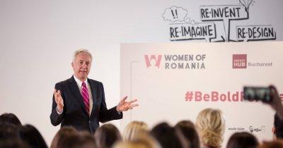Women of Romania - eveniment pentru femeile antreprenor din țară