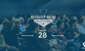 Upgrader Arena, eveniment de pitching pentru startup-uri