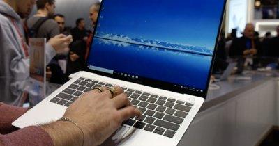 Hands On Huawei MateBook X Pro - interesant și cu inovații