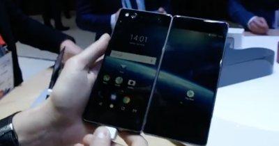 Hands On ZTE Axon M - două ecrane pe un singur telefon