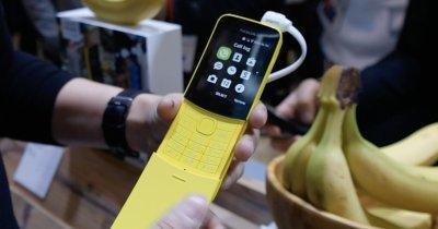 Nokia 8110 Hands On - reinventarea unei legende ca hotspot 4G