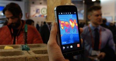 MWC 2018: Cat S61 e telefonul perfect pentru meșterul din tine
