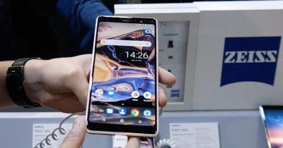 Nokia 7 Plus Hands On - telefon onest pentru cei care vor ecran mare