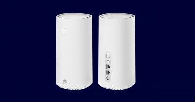 Primul echipament 5G comercial de la Huawei atinge viteze de 2,3Gbps