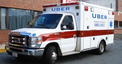De la bal la spital: Cum vrea Uber să înlocuiască ambulanțele