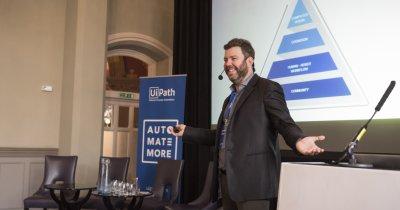 UiPath - 153 de milioane $ finanțare. Primul unicorn românesc