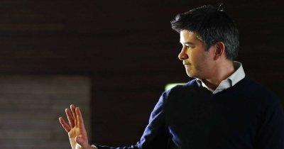 Fondatorul Uber își face fond de investiții