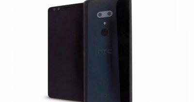 HTC U12 Plus în primele imagini oficiale - ecran uriaș și margini mici